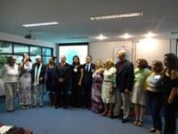 Foto da Palestra durante o I Seminário Internacional do GIEI