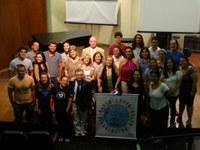 Foto Grupo Permanente do GIEI no II Colóquio Internacional de Educação e Inclusão