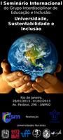 Foto do Encontro sobre Universidade, sustentabilidade e  inclusão