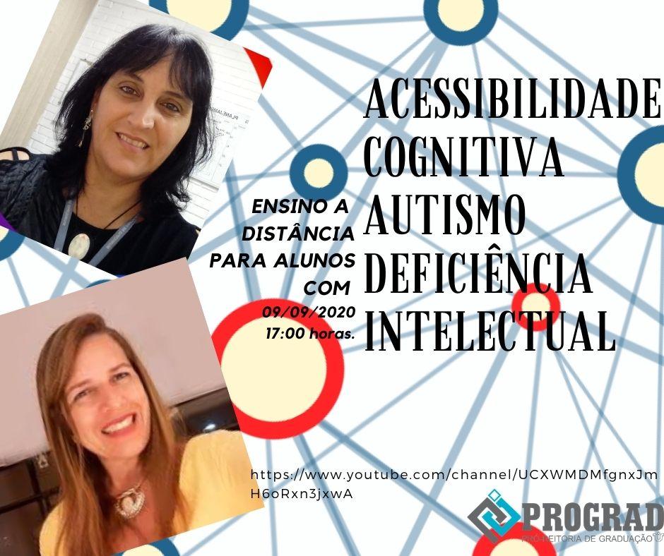 Inclusão - Autismo e Deficiência Visual