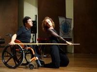 Foto Dança e a Inclusão
