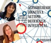 Acessibilidade Cognitiva no Ensino a Distância para Alunos com Autismo, Deficiência Intelectual