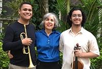 Série Villa-Lobos Aplaude apresenta 'Música de Câmara de Eric Ewazen' nesta quinta-feira