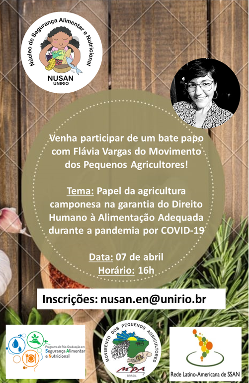 Evento Nusan Flavia Vargas
