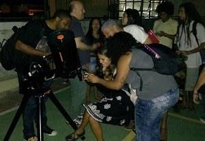 Evento Astro in (Uni)Rio - Foto: Divulgação