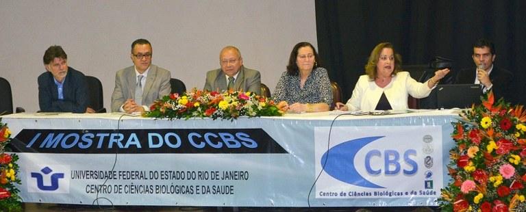 Abertura aconteceu na manhã desta quarta-feira, no Auditório Vera Janacopulos (Foto:Comso)