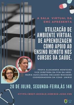 Sala virtual EMC 20 de julho