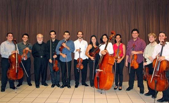 Grupo criado em 2011 reúne estudantes do Instituto Villa-Lobos (Foto: Divulgação)