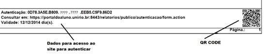 Documentos terão códigos alfanumérico e bidimensional para validação (Imagem: DTIC)