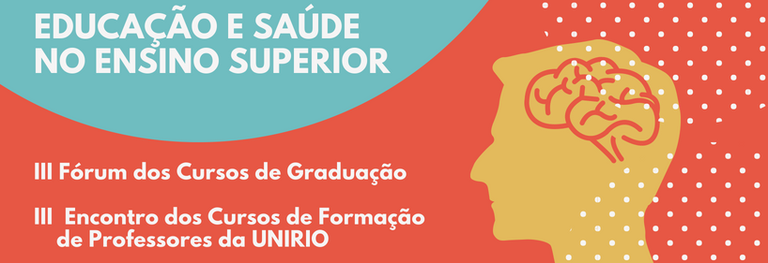 III Fórum de Cursos de Graduação - banner