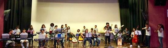Escola de Música Amar (Foto: Comso)