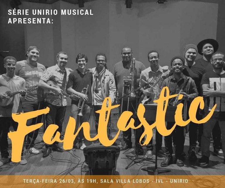 Grupo Fantastic (Imagem: Divulgação)