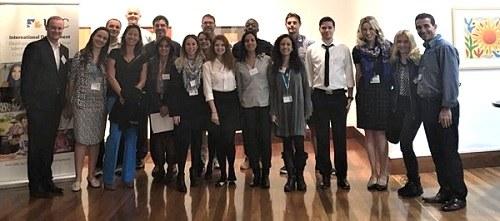 Participantes do curso em parceria com a universidade australiana (Foto: Laura Sinay)
