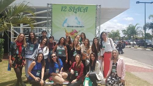Estudantes e Professores da UNIRIO apresentam trabalho em Simpósio (Foto: Divulgação)
