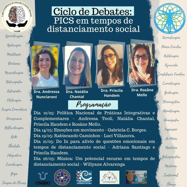 Ciclo debates PICs