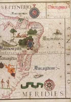 Imagem doAtlas Universal de Diogo Homem, p.4