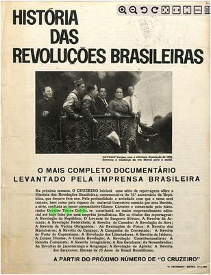 História das revoluções brasileiras, O Cruzeiro