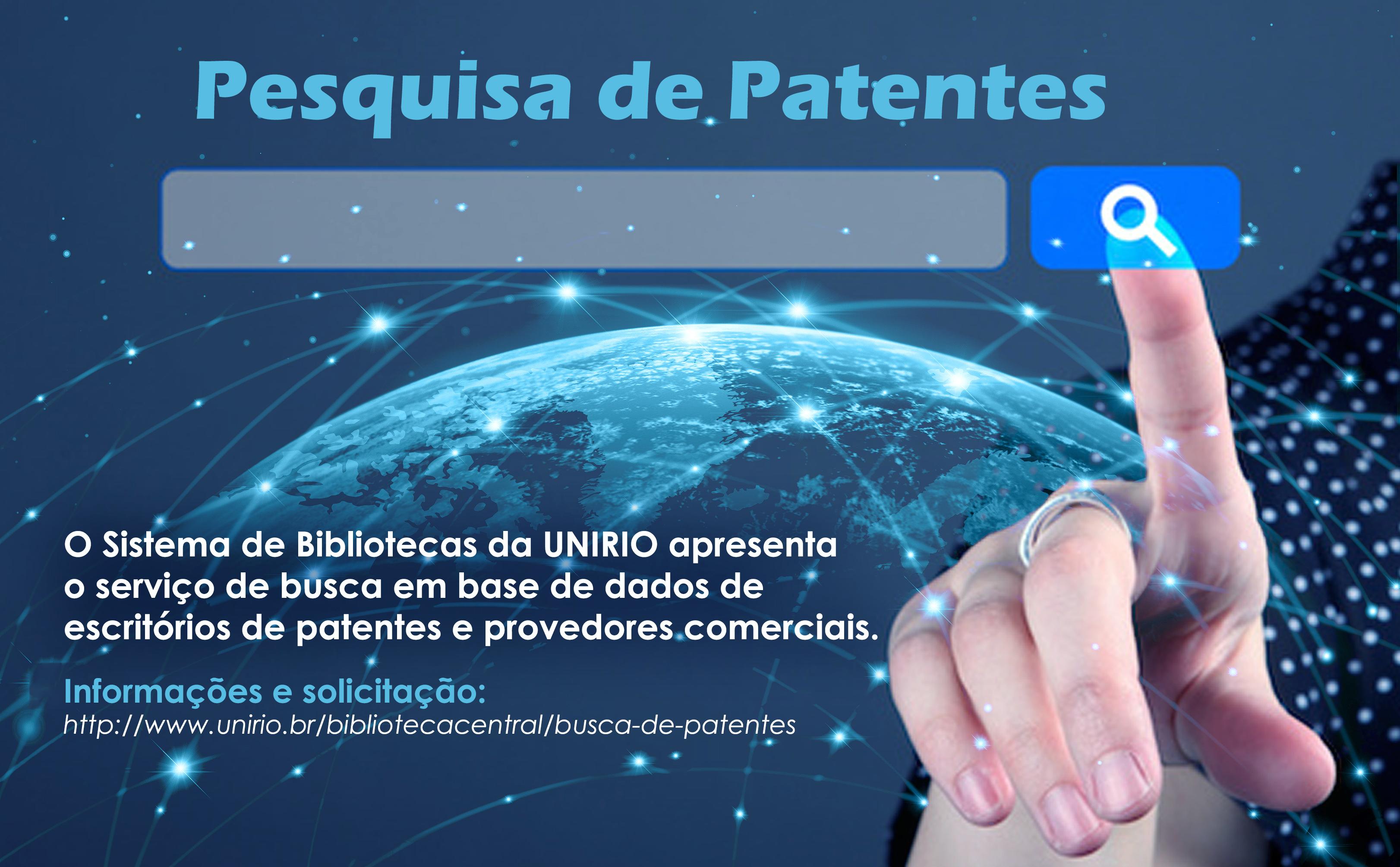 Serviço de Busca de Patentes