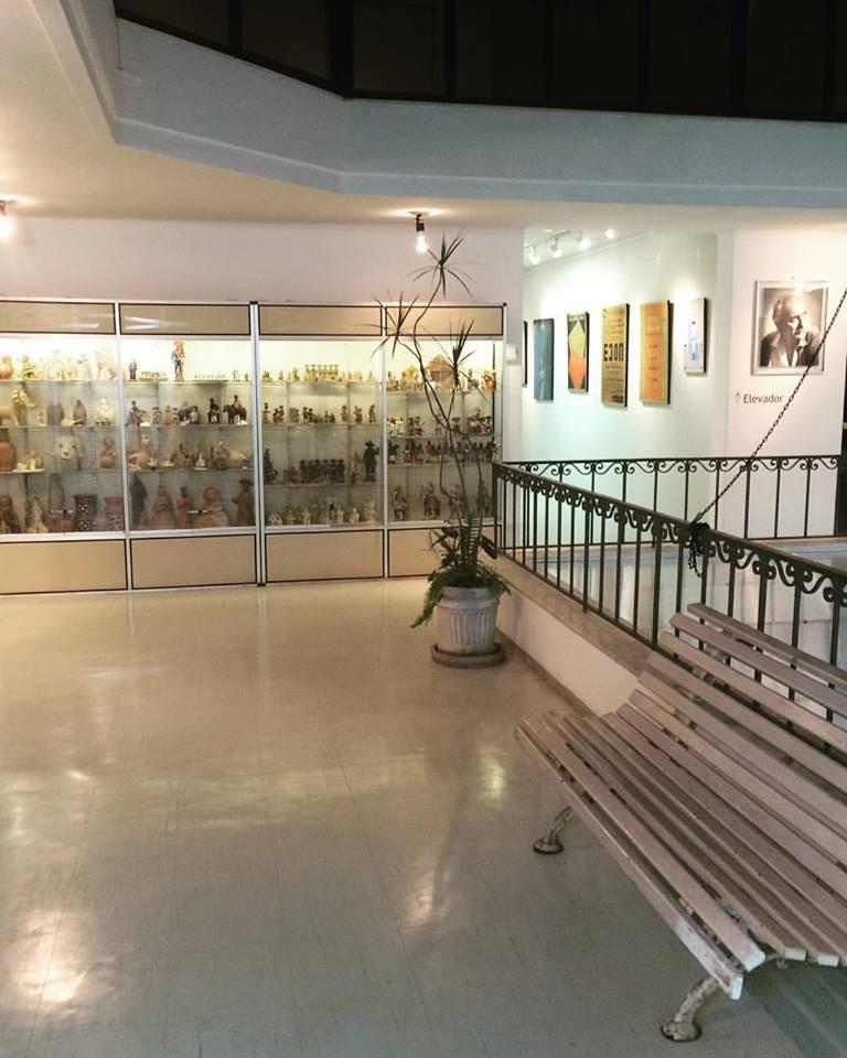 Biblioteca Central - 2º andar