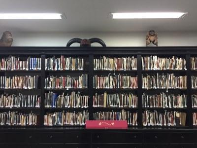 Biblioteca Central - Acervo de Obras Raras