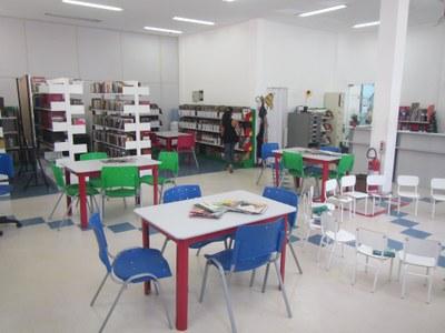 Biblioteca Central -  Biblioteca Infantojuvenil (BIJU)
