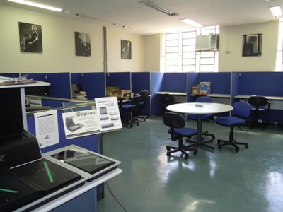 Biblioteca Central - Fonoteca