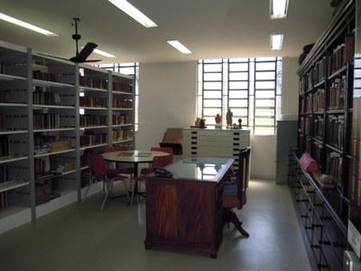 Biblioteca Central - Sala Guilherme Figueiredo
