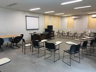 Biblioteca Central - Sala Multimídia