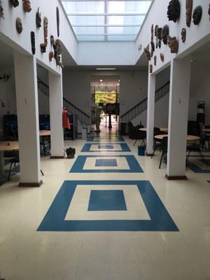 Biblioteca Central - Salão de Estudos