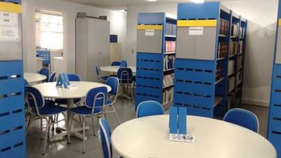 Biblioteca Setorial do Centro de Ciências Jurídicas e Políticas
