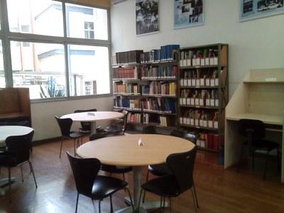 Biblioteca Setorial da Escola de Enfermagem e Nutrição