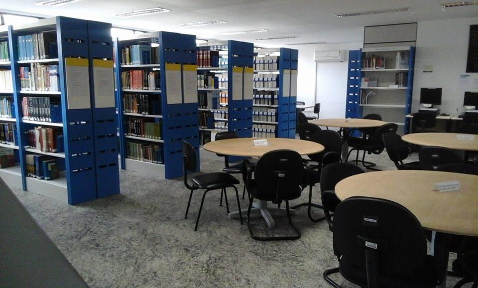 Biblioteca Setorial do Instituto Biomédico