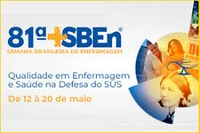 81ª Semana Brasileira de Enfermagem