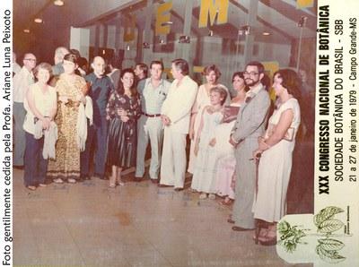 Prof. Carauta - Congresso 1979