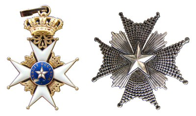 Ordem da Estrela Polar Sueca
