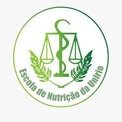 Logo verde para ser usado em ações e eventos da Escola
