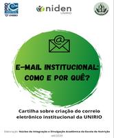Cartilha Email Institucional