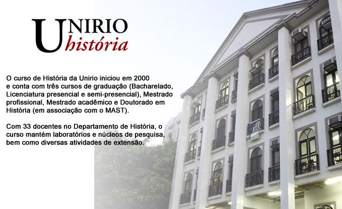 Escola de História UNIRIO