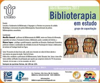 Grupo de Capacitação Biblioterapia em estudo