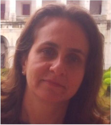 Professora claudia gurgel