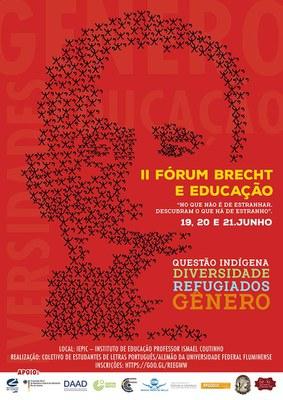 II FÓRUM BRECHT E EDUCAÇÃO
