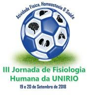 Abertas as inscrições para a III Jornada de Fisiologia Humana da UNIRIO