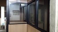 Concluída a criação das novas salas da Direção do IB