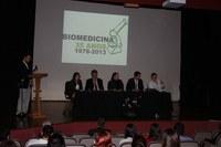 Curso de Biomedicina comemora 35 anos de sua criação em sessão solene