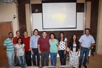 Direção do IB se reúne com Doutorandos da FIOCRUZ que estagiarão no Instituto em 2015