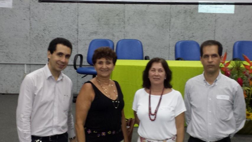 """Diretor do IB participa de mesa-redonda na UFF sobre """"Boas Práticas de Ensino"""""""