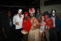 I festa do Dia das Bruxas do IB realizada com sucesso