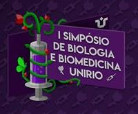 I Simpósio de Biologia e Biomedicina UNIRIO