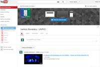 IB já possui canal no Youtube