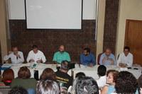 IB recebe debate entre chapas concorrentes para a eleição a Reitor da UNIRIO